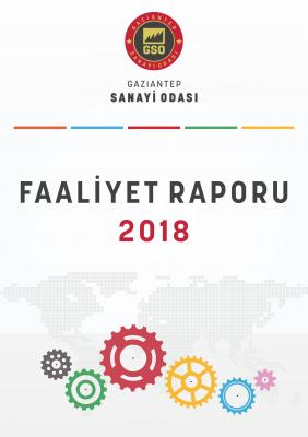 GSO Faaliyet Raporu 2018