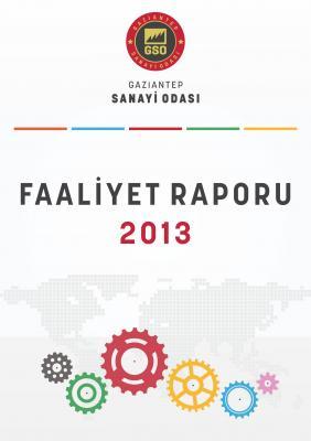 GSO Faaliyet Raporu 2013
