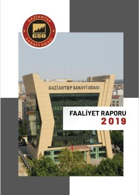 GSO Faaliyet Raporu 2019