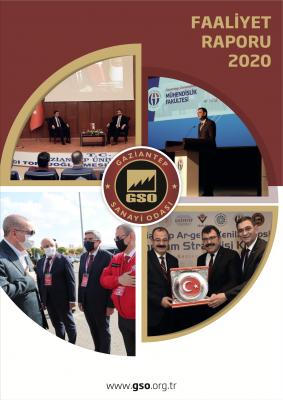 GSO Faaliyet Raporu - 2020