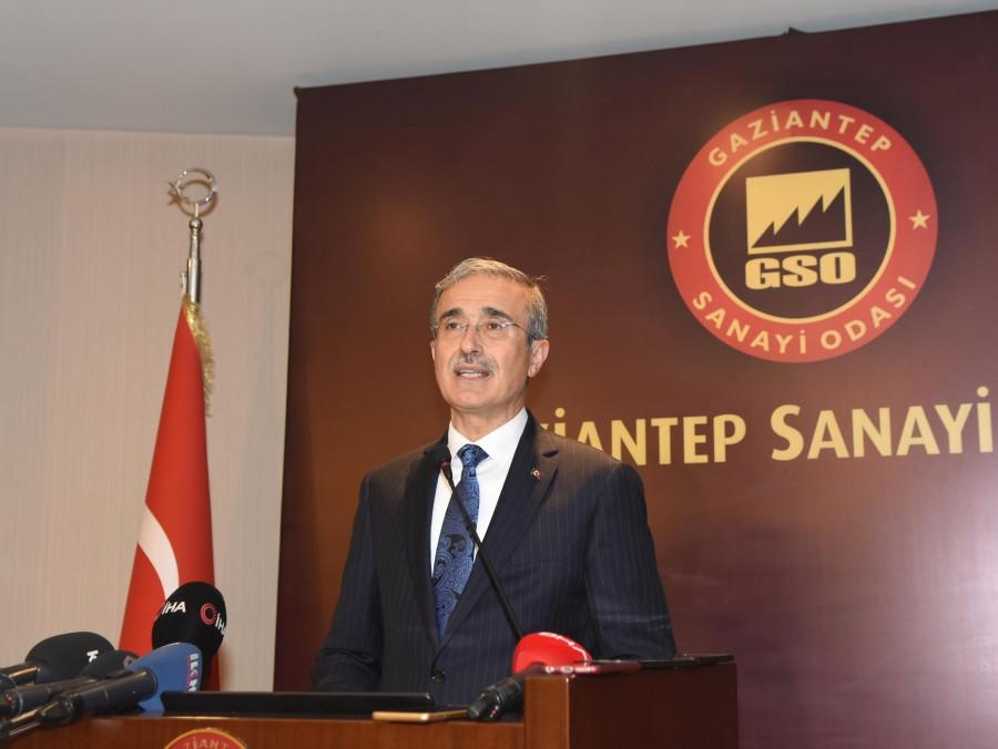 SAVUNMA SANAYİİ BULUŞMASI GAZİANTEP TOPLANTISI